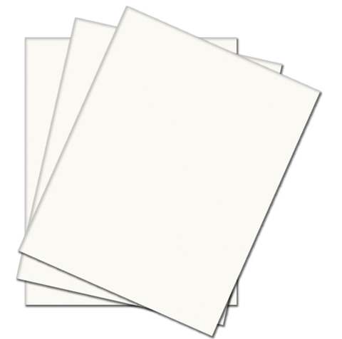 Picture of Foamboard White Clay Coated 20x30 3mm (35 sheets)