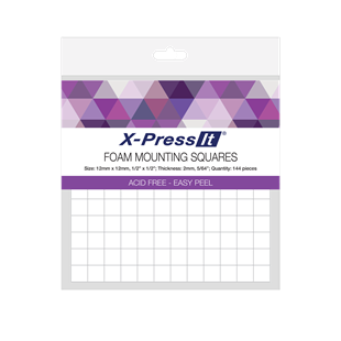 Picture for category Foam Mounting Squares