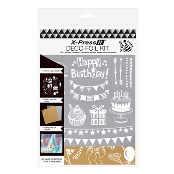 Picture of Deco Foil Kit - Party