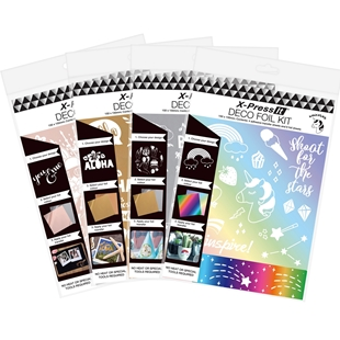 Picture for category Deco Foil Kits