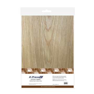 Picture of X-Press It Sticky Barc White Birch A3 3pk