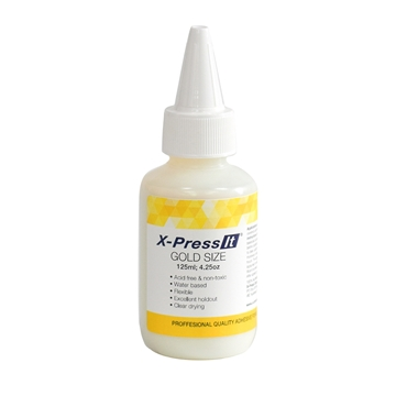 Picture of X-Press It Gold Size 125ml