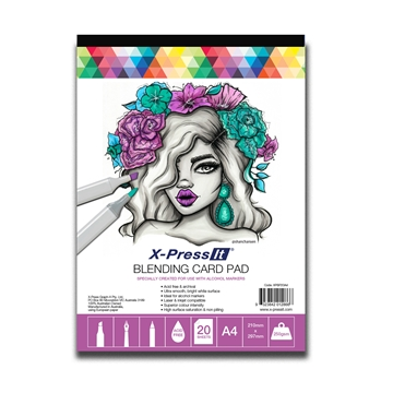 Picture of X-Press It Blending Card Pad A4