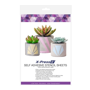 Picture for category Self Adhesive Stencil Sheets